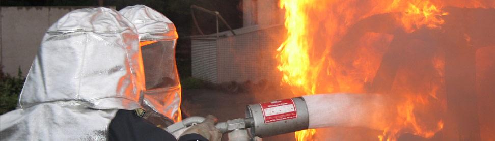 Tanklöschgruppe Feuerwehr
