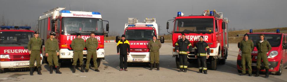 ÖAMTC Fahrtechniktraining Feuerwehr