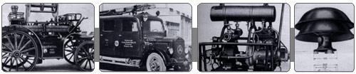 Alte Feuerwehrfahrzeuge
