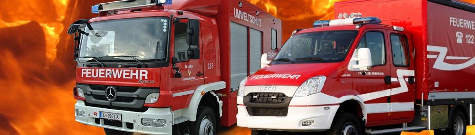 Fahrzeugsegnung KRFL und GSF